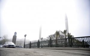 Batı Karadenizde yoğun sis