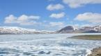 """Doğunun """"minyatür Antarktika""""sı"""