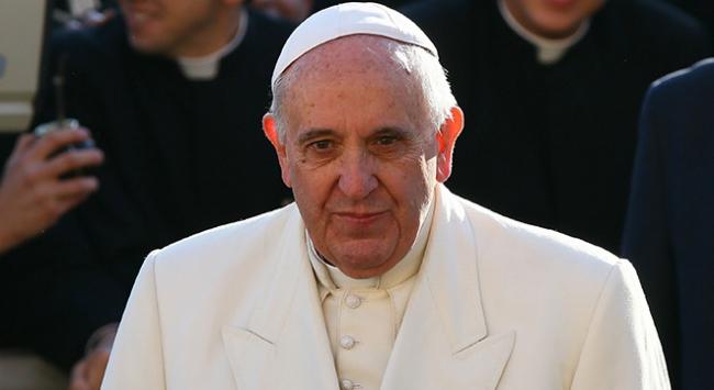 Papa Franciscus Mısırda