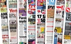 Gazete manşetleri (29 Nisan 2017)