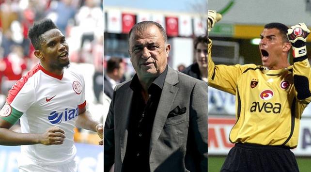 Eski Galatasaraylılar ile dünya karması karşılaşacak