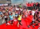 Vodafone İstanbul Yarı Maratonu yarın koşulacak