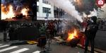 Brezilya sokakları kaosa teslim oldu