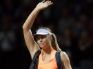Sharapova yarı finalde elendi