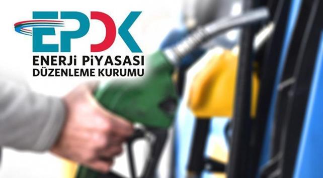 EPDK, akaryakıt şirketlerine ceza yağdırdı