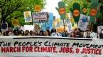 ABDde iklim değişikliği yürüyüşü