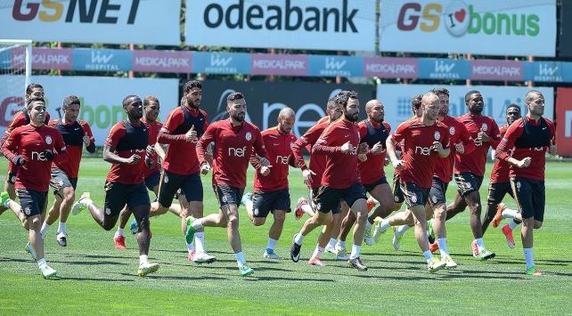 Galatasarayda Kasımpaşa hazırlıkları başladı