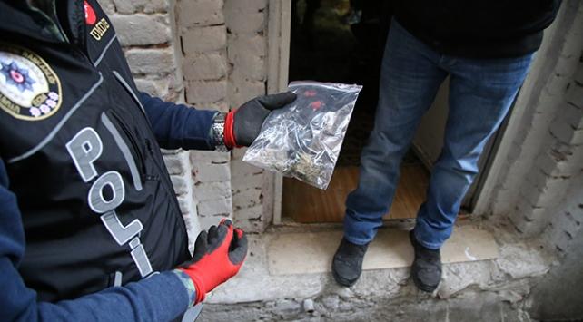 Narkotik ekipleri İstanbulda göz açtırmadı