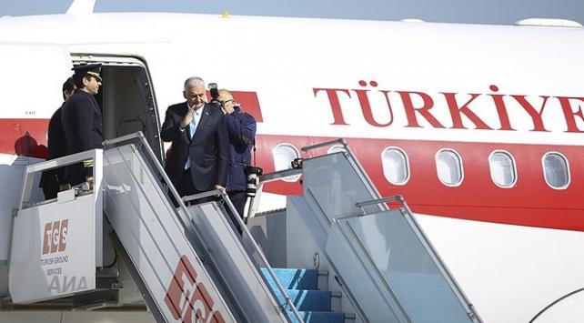 Başbakan Yıldırım, Londraya gidiyor