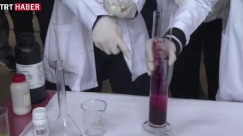 Geleceğin bilim insanları