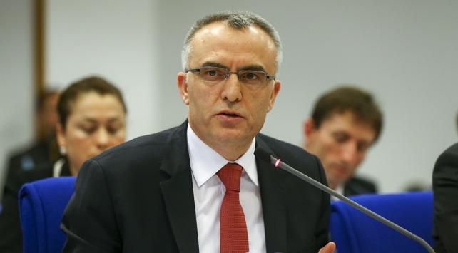 Maliye Bakanı Ağbaldan yapılandırma açıklaması