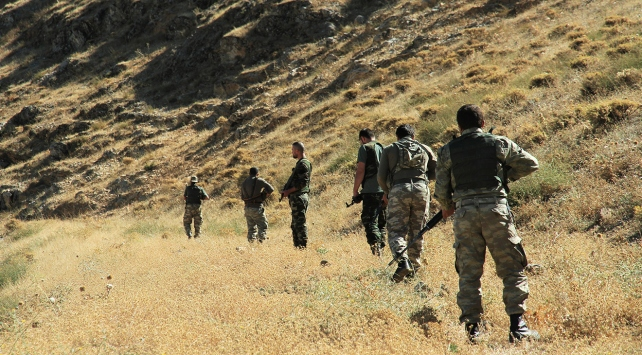 Şırnakta 6 PKKlı terörist ölü ele geçirildi