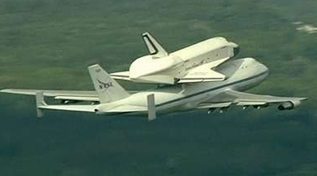 Uzaya Hiç Çıkmayan Mekik Müzeye Taşınacak