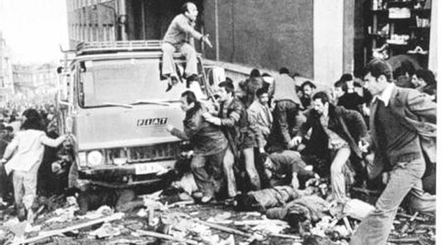 1 Mayıs 1977'de Taksim'de Neler Yaşandı? - Son Dakika Haberleri