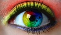 Renkli Gözler