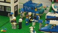 3 Milyon Lego Parçasıyla 4 Şehir