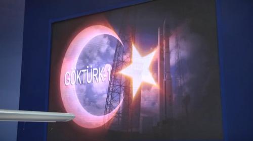 Göktürk-1 uydusunun ilk test görüntüleri