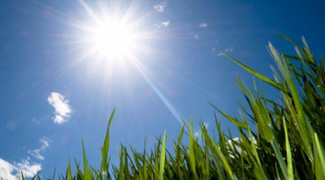 Doğu Anadoluda hava sıcaklığı yükseliyor