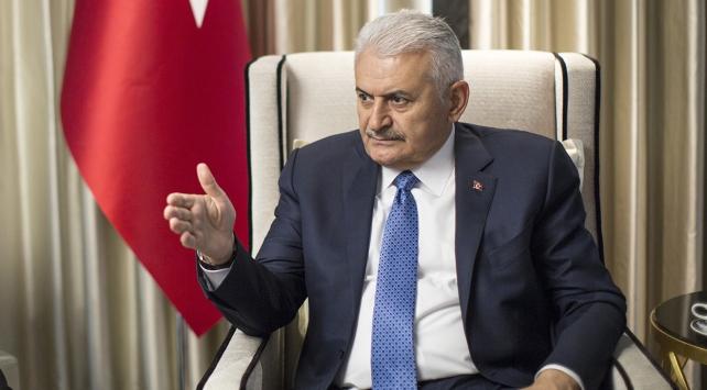 Başbakan: YPG/PYD Türkiye için PKK ne ise aynıdır terör örgütüdür