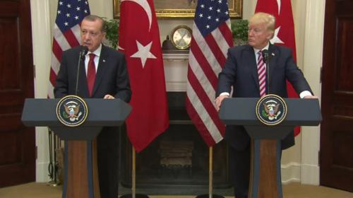 'YPG/PYD terör örgütlerinin muhatap alınması uygun değil'