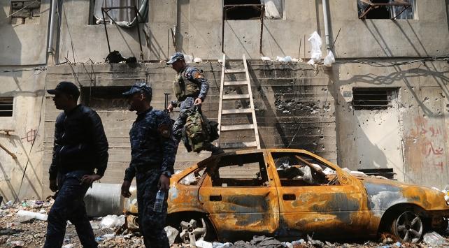 Son dakika… Irak ordusu Musul'da zafere çok yakın