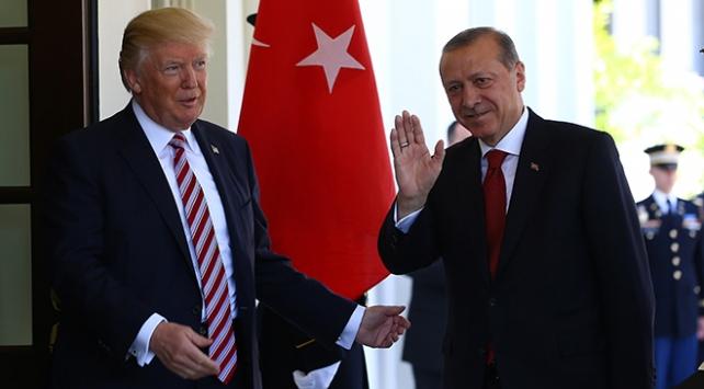 Cumhurbaşkanı Erdoğan ve Trumptan karşılıklı tweet