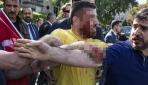 PKK/PYDnin izinsiz gösterisine ABD polisi kayıtsız kaldı