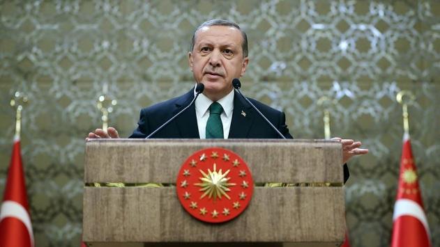 Cumhurbaşkanı Erdoğandan 19 Mayıs mesajı