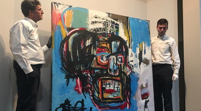 110,5 milyon dolara satılan tablo müzayede rekoru kırdı
