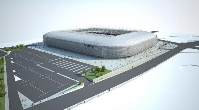 Başkentliler yıl sonunda yeni stada kavuşuyor