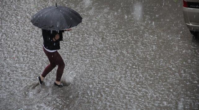 Meteorolojiden bu illere sağanak yağış uyarısı
