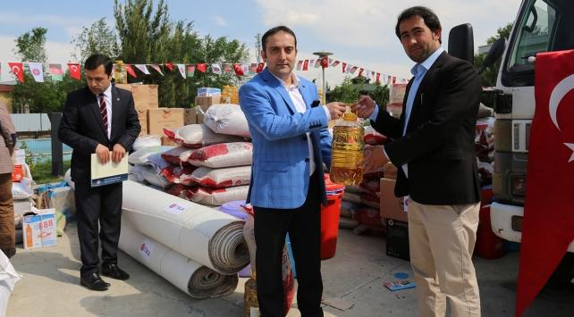 TİKAdan Afganistandaki eğitim merkezlerine destek