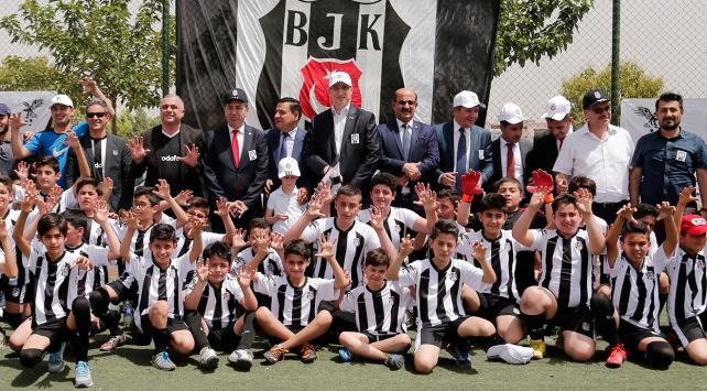 Erbilde Beşiktaş Futbol Okulu açıldı