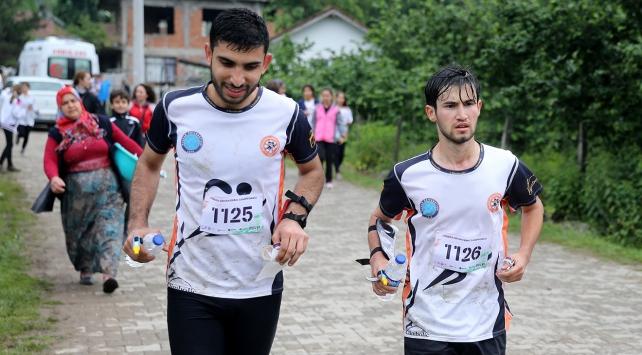 Türkiye Oryantiring Şampiyonası Düzcede başladı