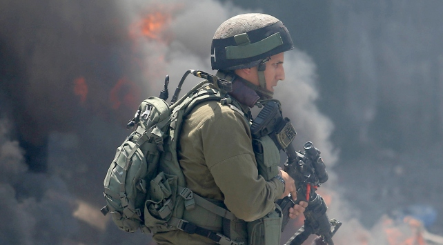 Batı Şeriada Filistinli gruba İsrail müdahalesi