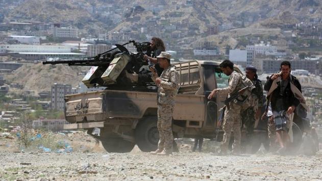Yemendeki çatışmalarda 12 kişi öldü