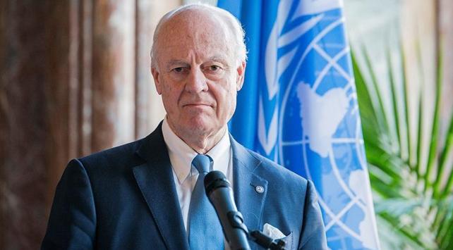 Suriye konulu Cenevre 6 görüşmeleri sona erdi