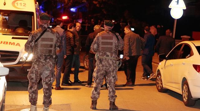 Ankarada iki grup arasında silahlı çatışma: 1 ölü, 1 yaralı