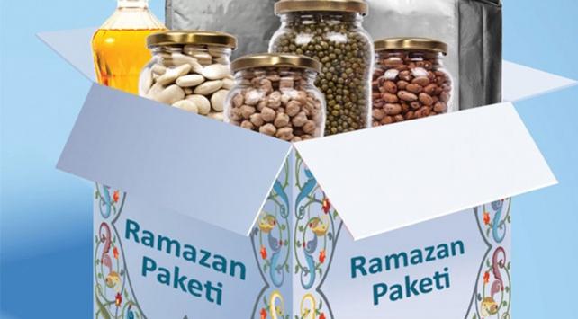 Ramazan kolileri raflara indi
