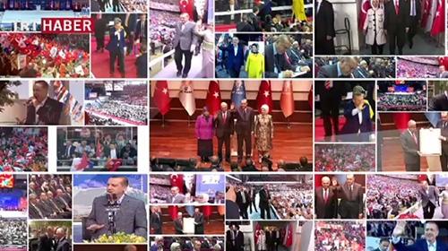AK Parti 3. Olağanüstü Kongresi Özel Yayını TRT Haber'de