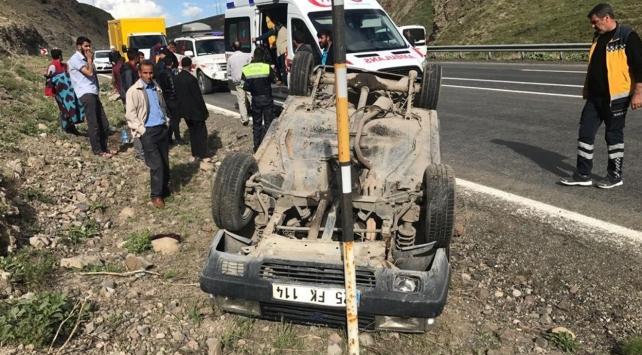 Ağrıda trafik kazası: 7 yaralı