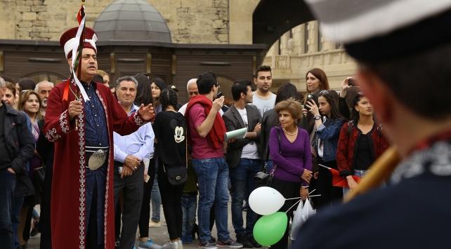 Baküde Türkiye Tanıtım ve Kültür Günleri başladı