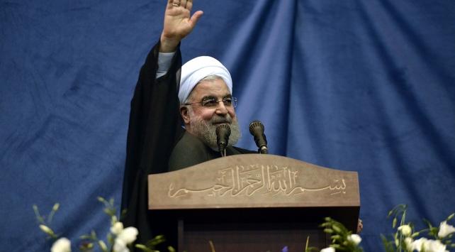 """İran yeniden """"Ruhani"""" dedi"""