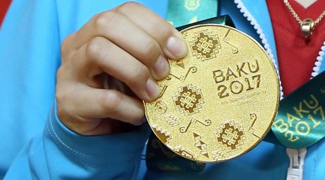İslami Dayanışma Oyunlarında 4 madalya daha