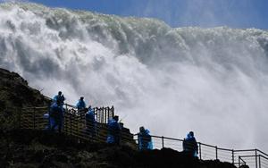 Kuzey Amerikanın en büyük şelalesi Niagara