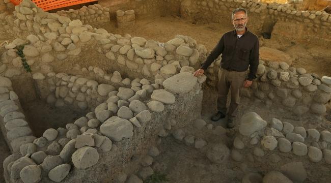 5 bin yıllık lüks sitenin kalıntıları bulundu