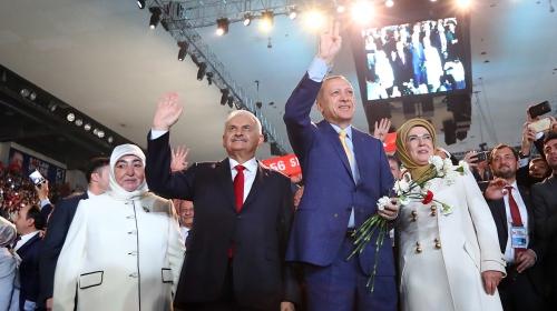 AK Partiyi 2019 seçimlerine taşıyacak kadrolar belirlendi