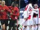 Ajax ve Manchester United kupa peşinde
