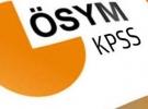 21 Mayıs'taki KPSS sınavının soru kitapçığı erişimde
