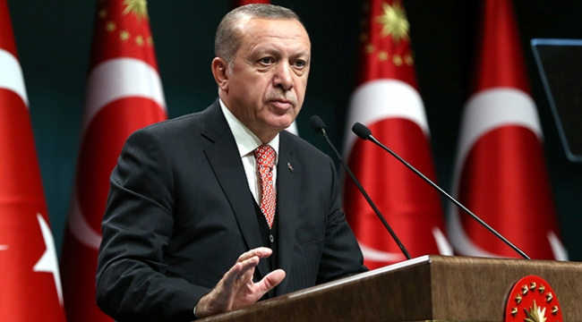 Cumhurbaşkanı Erdoğandan 10 kanuna onay